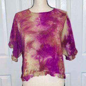 B1G1 For Cynthia Tie Dye Top